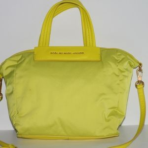 MARC By MARC JACOBS Yellow Crossody Shoulder Bag